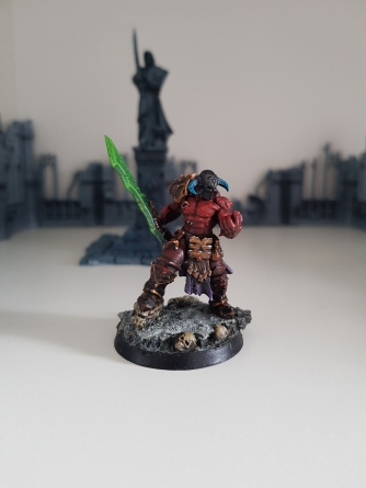 Captain Cro - Khorne Hero