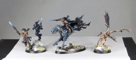 Ricki Smith - Mallust Shadowwalker forms and Shadowdrinker